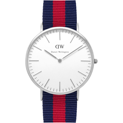 Daniel Wellington Classic Oxford - 40 mm - Polshorloge