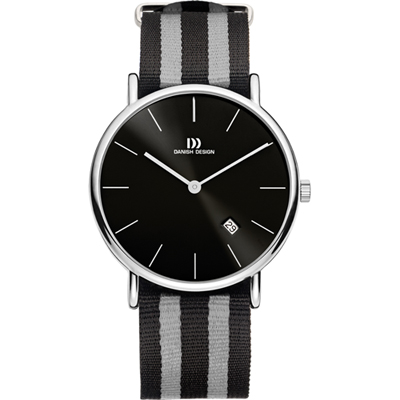 Danish Design Q1048 Herenhorloge Ø 3,8 cm