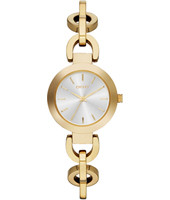 DKNY Fashion Essentials Aluminum horloge