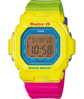 BG-5607-9ER BG-5607-9 Baby-G Yellow 40mm