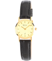 GV15Q258 Real 14Kt Gold Watch