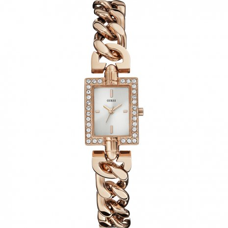 Guess Ladies Trend W0540L3 -Polshorloge-24 mm- Rosékleurig