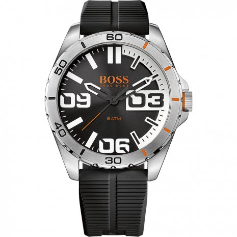 Boss Orange HO1513285 Berlin - Horloge - 48 mm - Zwart