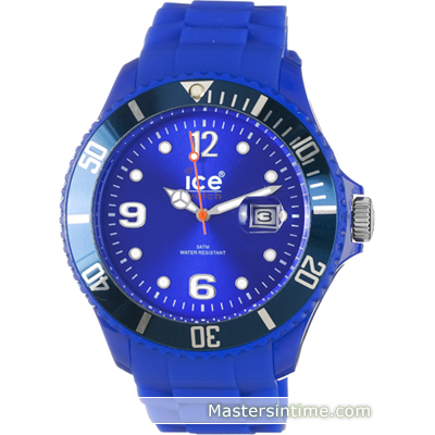 Ice-Watch Unisex horloge SI.BE.B.S.09 Forever Blue Big