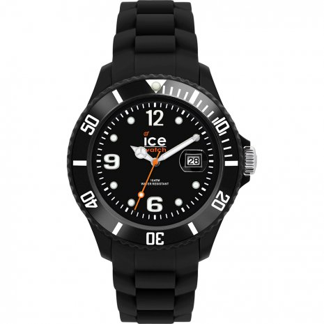 Ice-Watch Unisex horloge SI.BK.B.S.09 Sili Forever Black Big
