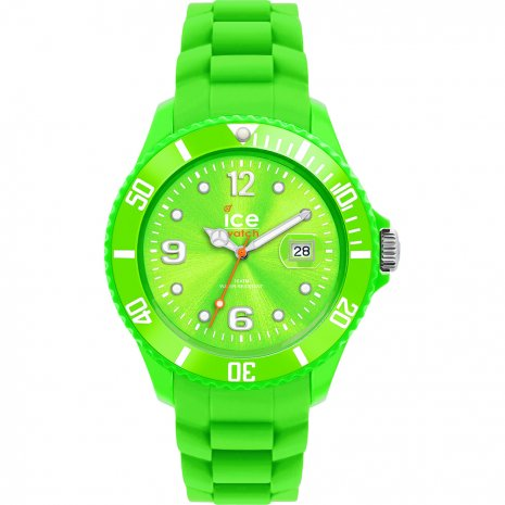 Ice-Watch Unisex horloge SI.GN.B.S.09 Sili Forever Green Big