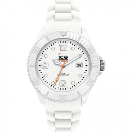 Ice-Watch Unisex horloge SI.WE.S.S.09 Sili Forever White Small