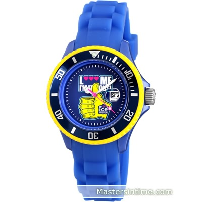 IceWatch LMIF Horloge royal blue