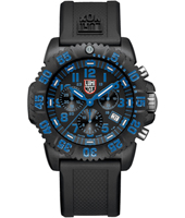 A.3083 Navy Seal Chrono Blue 44mm