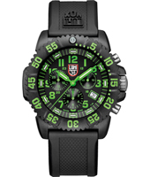 A.3097 Navy Seal Chrono Green 44mm