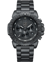 A.3182.BO A.3182 Steel Colormark Chrono Black Out 44mm