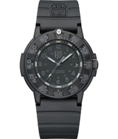 A.3001.BO Original Navy Seals Black 43mm