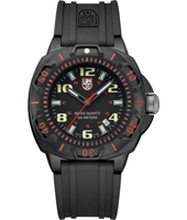 A.0215.SL Sentry Black Red 44mm