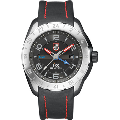 Luminox Herenhorloge Space SXC Steel A.5127