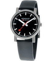 A658.30300.14SBB Evo Gents Black 35mm
