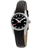 A629.30341.14SBB Retro Date Black 28mm