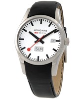 A667.30340.11SBB Retro Day Date White 40mm