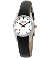 A629.30341.11SBB Retro Date White 28mm
