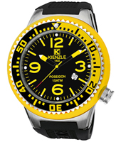 PO00253 X-Large Black-Yellow 52mm