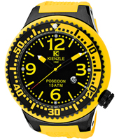 PO00258 X-Large Black-Yellow 52mm