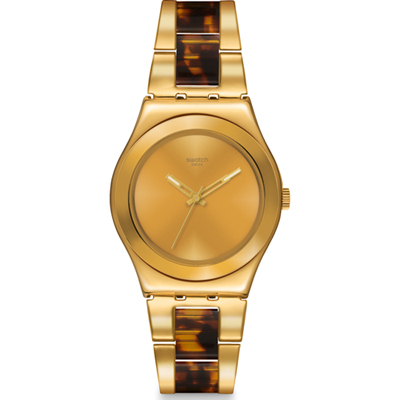 Swatch Dameshorloge Chicdream Golden