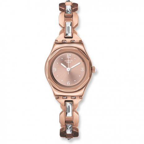Swatch Dameshorloge Iron Lady Octoshine YSG136G