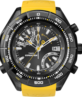 T49796 Intelligent Quartz E-Altimeter Yellow