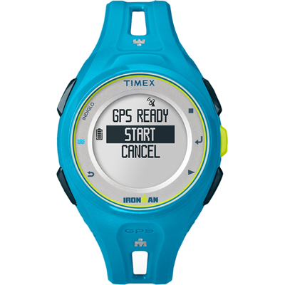 Timex Ironman Run x20 GPS Bright Blue