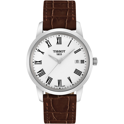 Tissot Herenhorloge Classic Dream T0334101601301