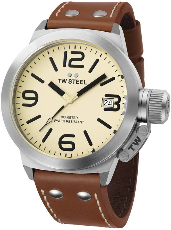TW Steel Canteen-Brown TW1R - 2012 lente/zomer collectie