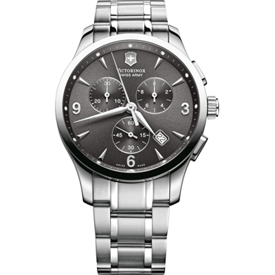 Victorinox Chronografisch herenhorloge Alliance