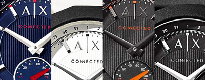 Armani Exchange smartwatches