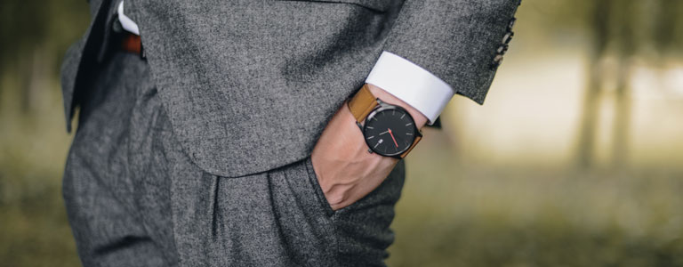 Men's quartz watches