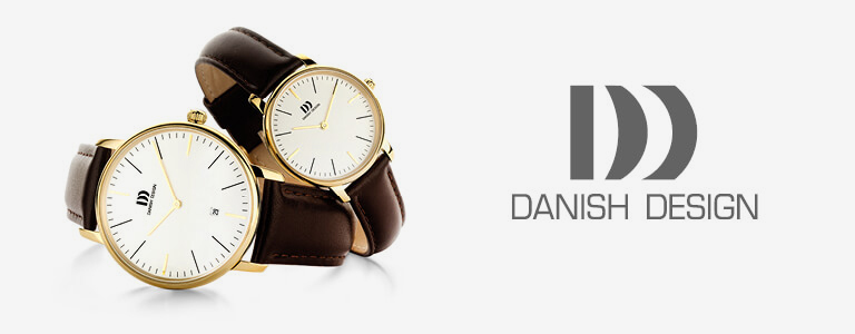 Danish Design horloges