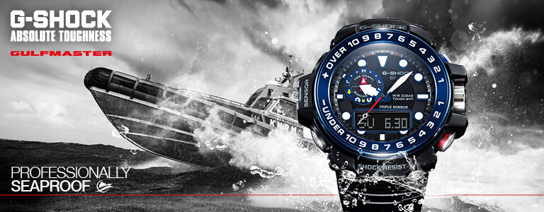 <h1>G Shock Master Of G Gulfmaster horloges</h1>