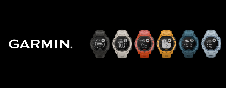 Garmin Instinct watches