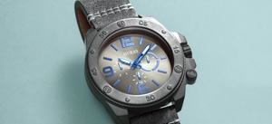 Guess Gunmetal Collection