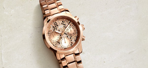 Guess Rose Gold & Grey Collection