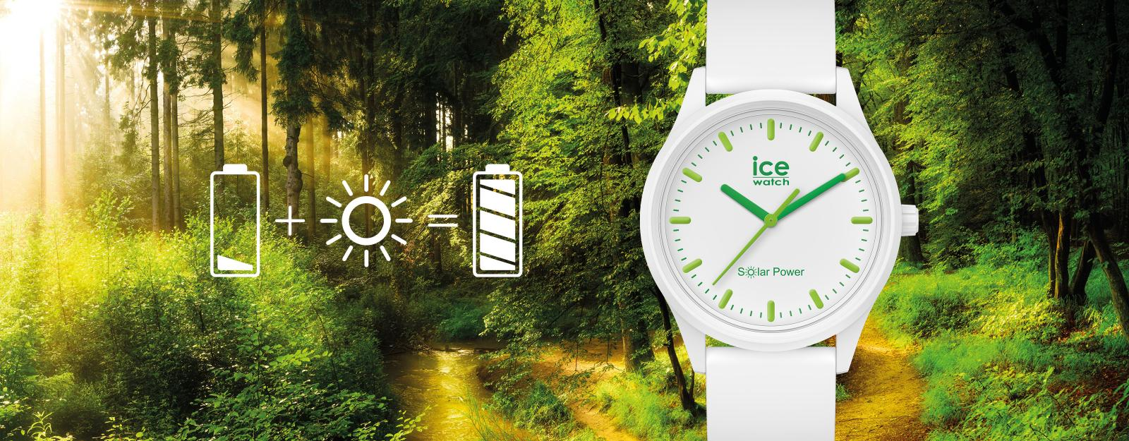<h1>Ice Watch Ice Solar horloges</h1>