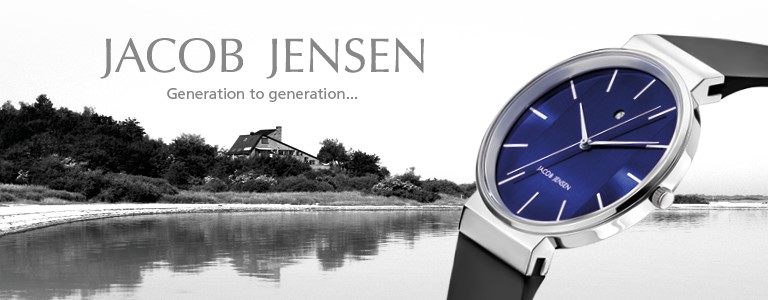 Jacob Jensen horloges