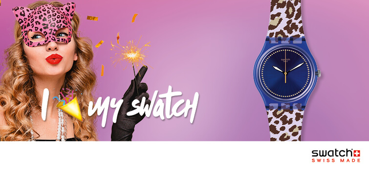 <h1>Swatch A Gala Night horloges</h1>