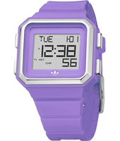 ADH4014 Peachtree 40mm Purple digital Sport watch