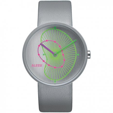 Alessi al13004 horloge out time by andrea branzi for Alessi outlet