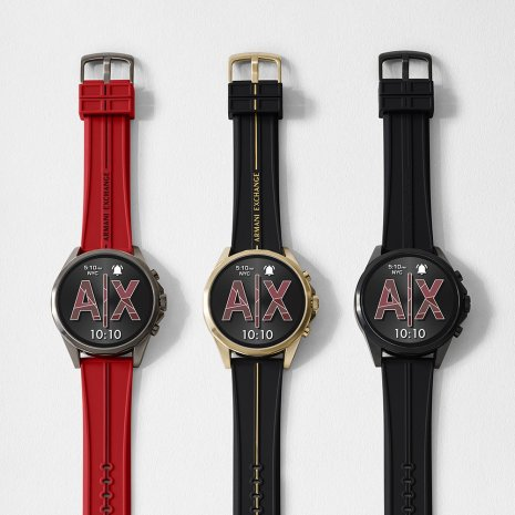 Touchscreen Smartwatch Connected - Gen4 Herfst / Winter Collectie Armani Exchange