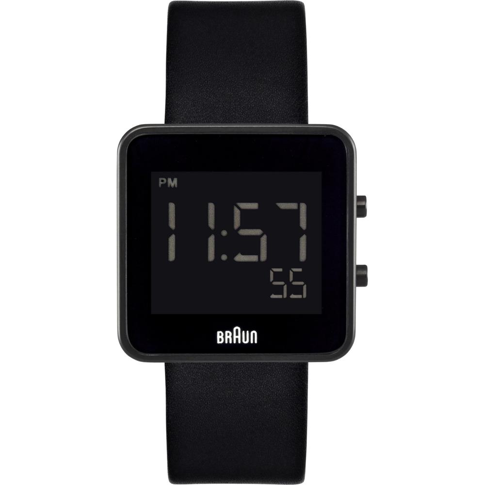 braun bn0046bkbkg horloges horloge bn0046. Black Bedroom Furniture Sets. Home Design Ideas
