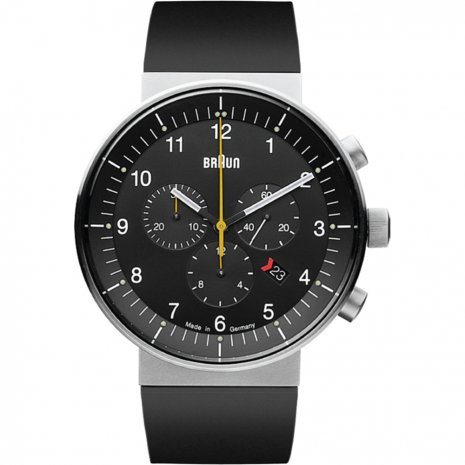 Braun horloge