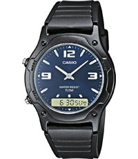 AW-49HE-2AVEF Dual Time 38mm