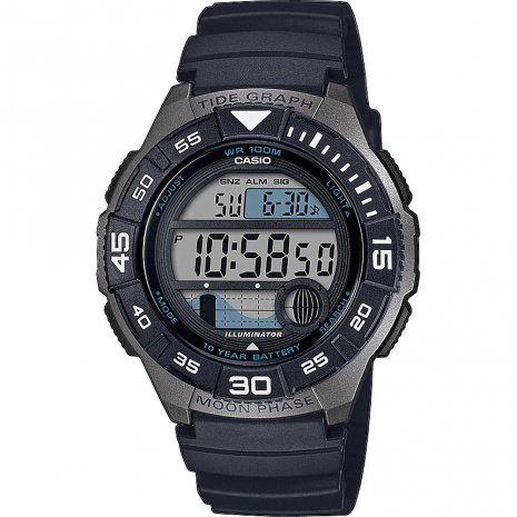 Casio Sports Tide horloge