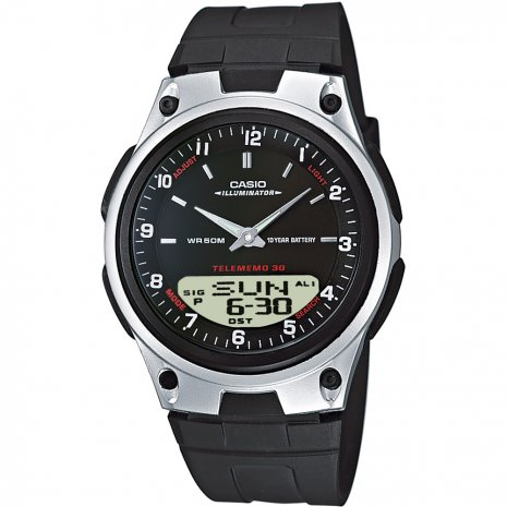 Casio Forester horloge
