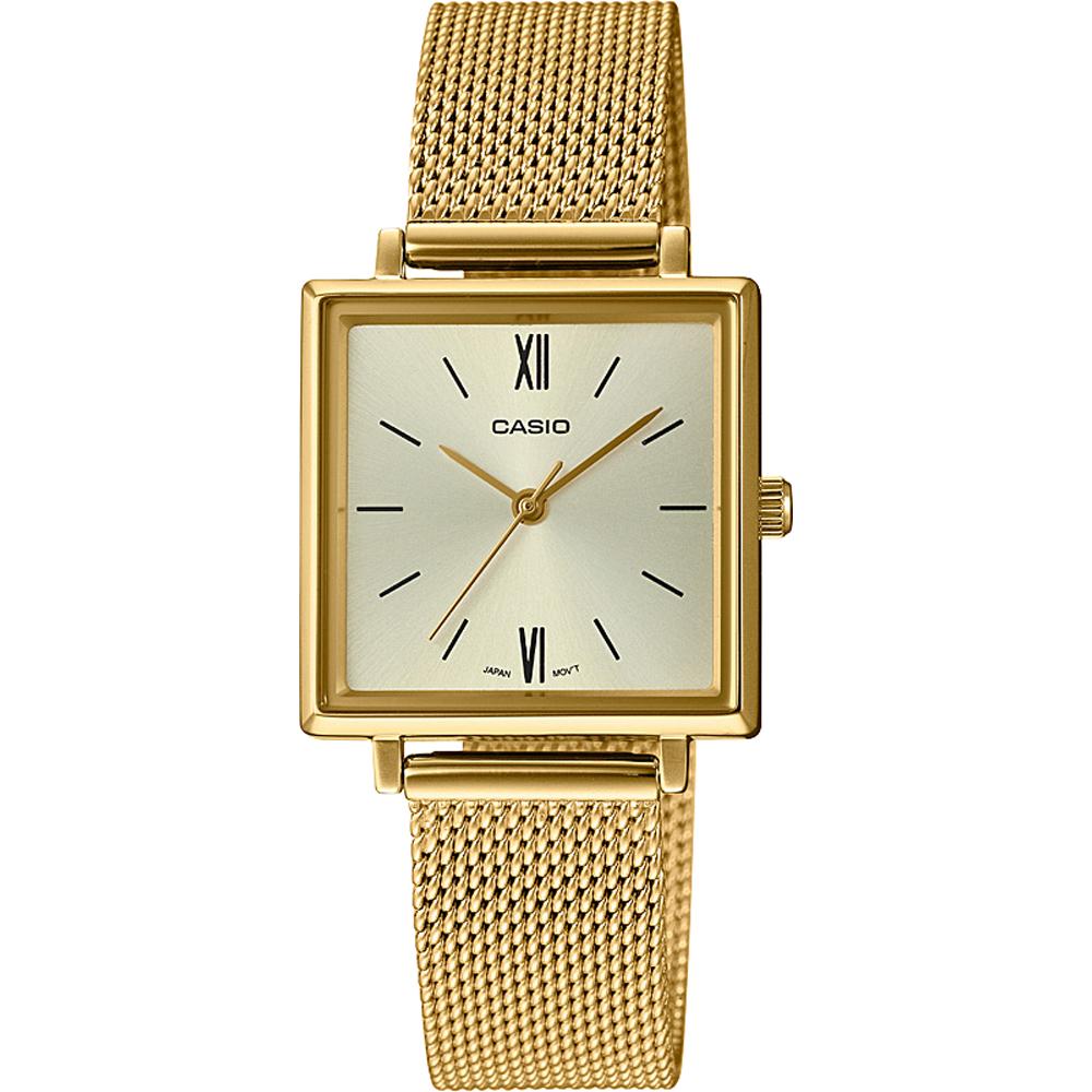 3ab8444ebd3 Casio LTP-E155MG-9BEF Vintage EDGY horloge • EAN: 4549526224331 ...